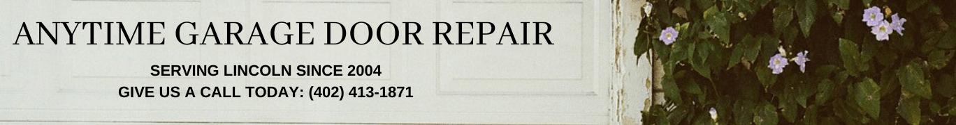 Garage Door Repair Lincoln Ne Garage Door Repair Service